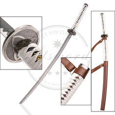 China Handmade Japanese Samurai Sword 40.5 Inch The Walking Dead Michonne's Katana supplier