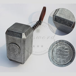 Mjolnir Thor Marvel Props Avengers Resin Hammer Full Scale Cosplay Replica