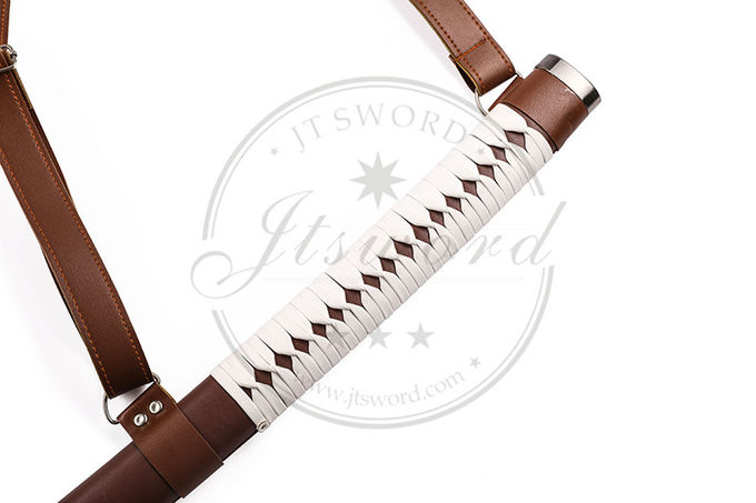 Handmade Japanese Samurai Sword 40.5 Inch The Walking Dead Michonne's Katana